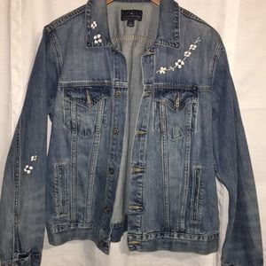 Lucky Brand jean jacket XL